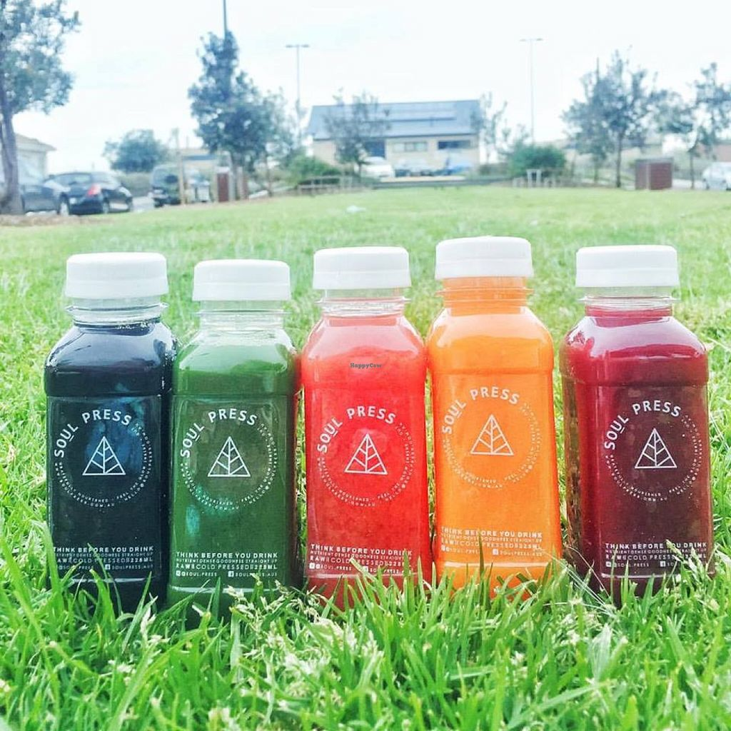"""Photo of Soul Press  by <a href=""""/members/profile/community"""">community</a> <br/>fresh juices  <br/> December 15, 2015  - <a href='/contact/abuse/image/66707/128543'>Report</a>"""