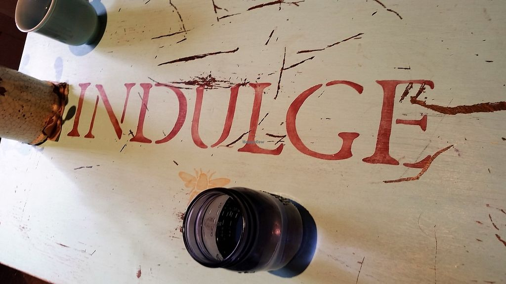 """Photo of CLOSED - Indulge Cafe  by <a href=""""/members/profile/bduboff"""">bduboff</a> <br/>INDULGE! <br/> December 29, 2015  - <a href='/contact/abuse/image/66709/130322'>Report</a>"""