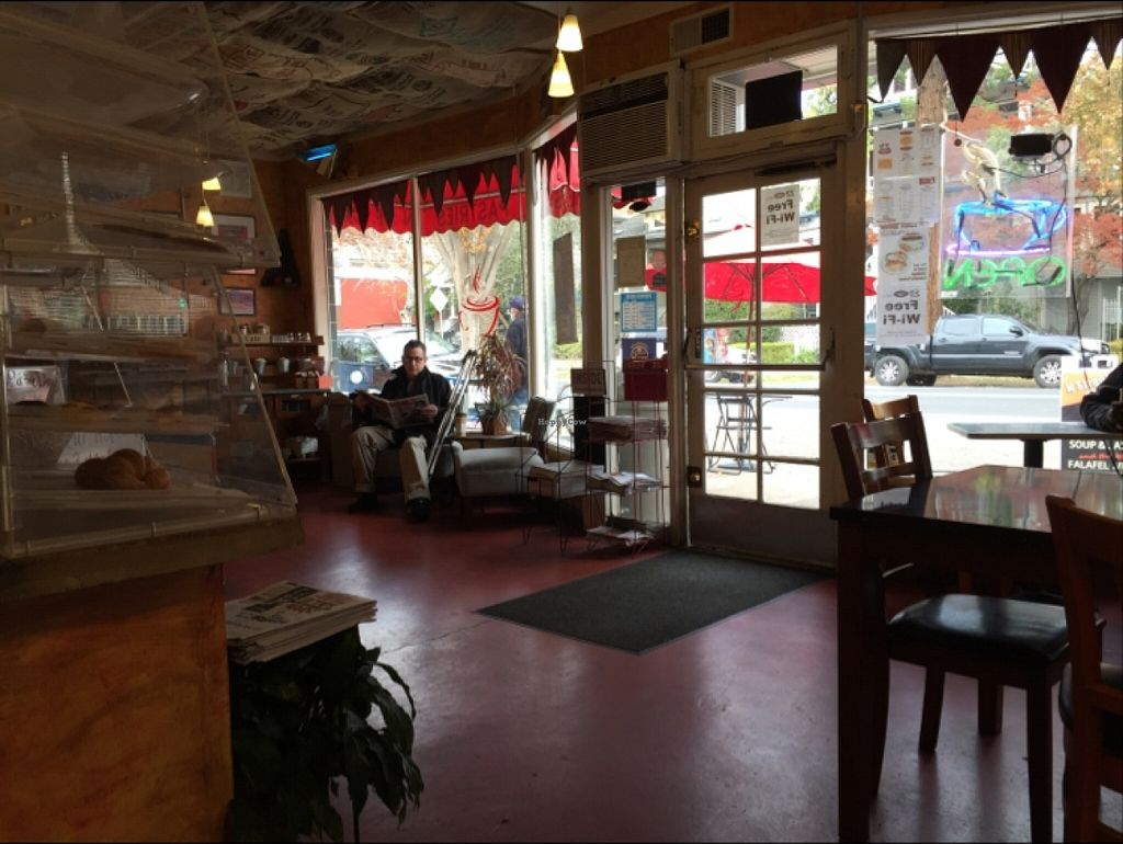 """Photo of N Street Cafe  by <a href=""""/members/profile/JoshuaFrost"""">JoshuaFrost</a> <br/>teusday morning <br/> December 2, 2015  - <a href='/contact/abuse/image/6670/126944'>Report</a>"""