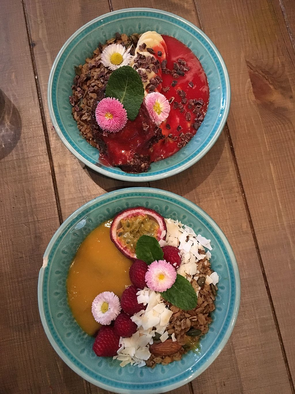 """Photo of Mahalo  by <a href=""""/members/profile/AnnikaPoij%C3%A4rvi"""">AnnikaPoijärvi</a> <br/>Breakfast bowls <br/> February 11, 2018  - <a href='/contact/abuse/image/66713/357806'>Report</a>"""
