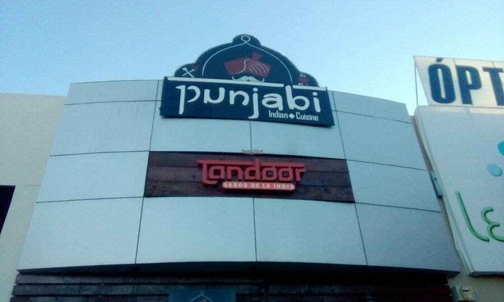 """Photo of Punjabi Indian Cuisine  by <a href=""""/members/profile/mademansandro"""">mademansandro</a> <br/>sign  <br/> November 11, 2016  - <a href='/contact/abuse/image/66742/188362'>Report</a>"""