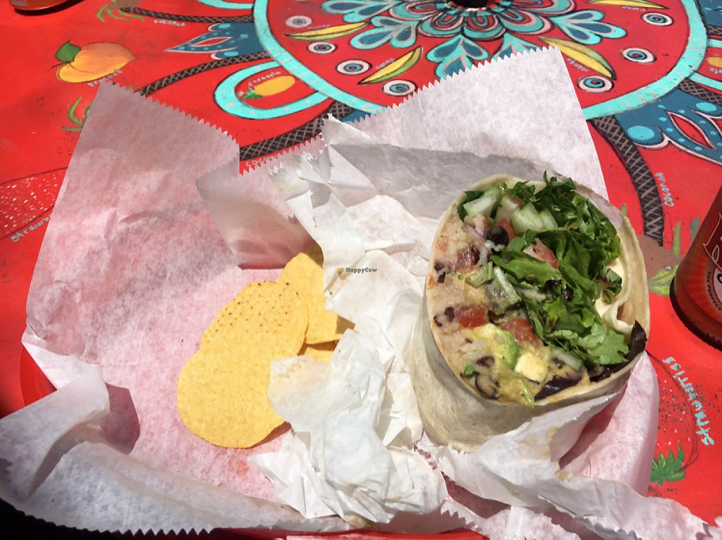 Photo of Stir it Up  by david@learoyd.net <br/>free riot burrito <br/> May 8, 2017  - <a href='/contact/abuse/image/66745/257147'>Report</a>