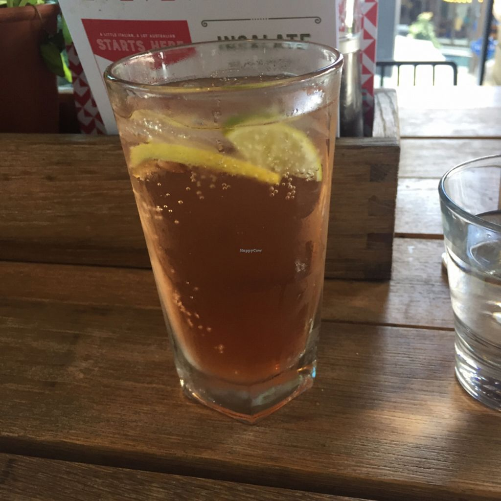 """Photo of Vapiano  by <a href=""""/members/profile/Rabbitnom"""">Rabbitnom</a> <br/>lemon lime and bitters <br/> May 7, 2016  - <a href='/contact/abuse/image/66753/147963'>Report</a>"""