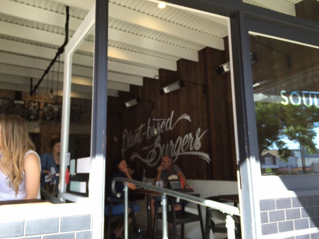 """Photo of Soul Burger - Randwick  by <a href=""""/members/profile/robivore"""">robivore</a> <br/>Seating <br/> December 6, 2015  - <a href='/contact/abuse/image/66760/127456'>Report</a>"""