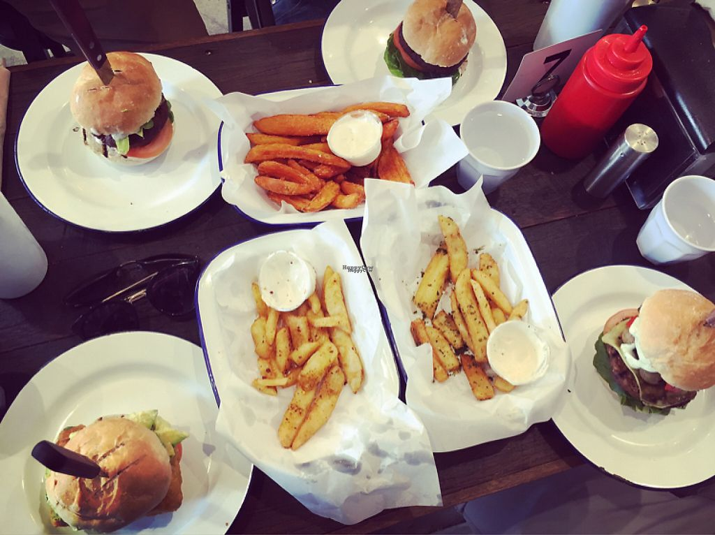 """Photo of Soul Burger - Randwick  by <a href=""""/members/profile/Necia11"""">Necia11</a> <br/>one of everything  <br/> April 24, 2017  - <a href='/contact/abuse/image/66760/251932'>Report</a>"""