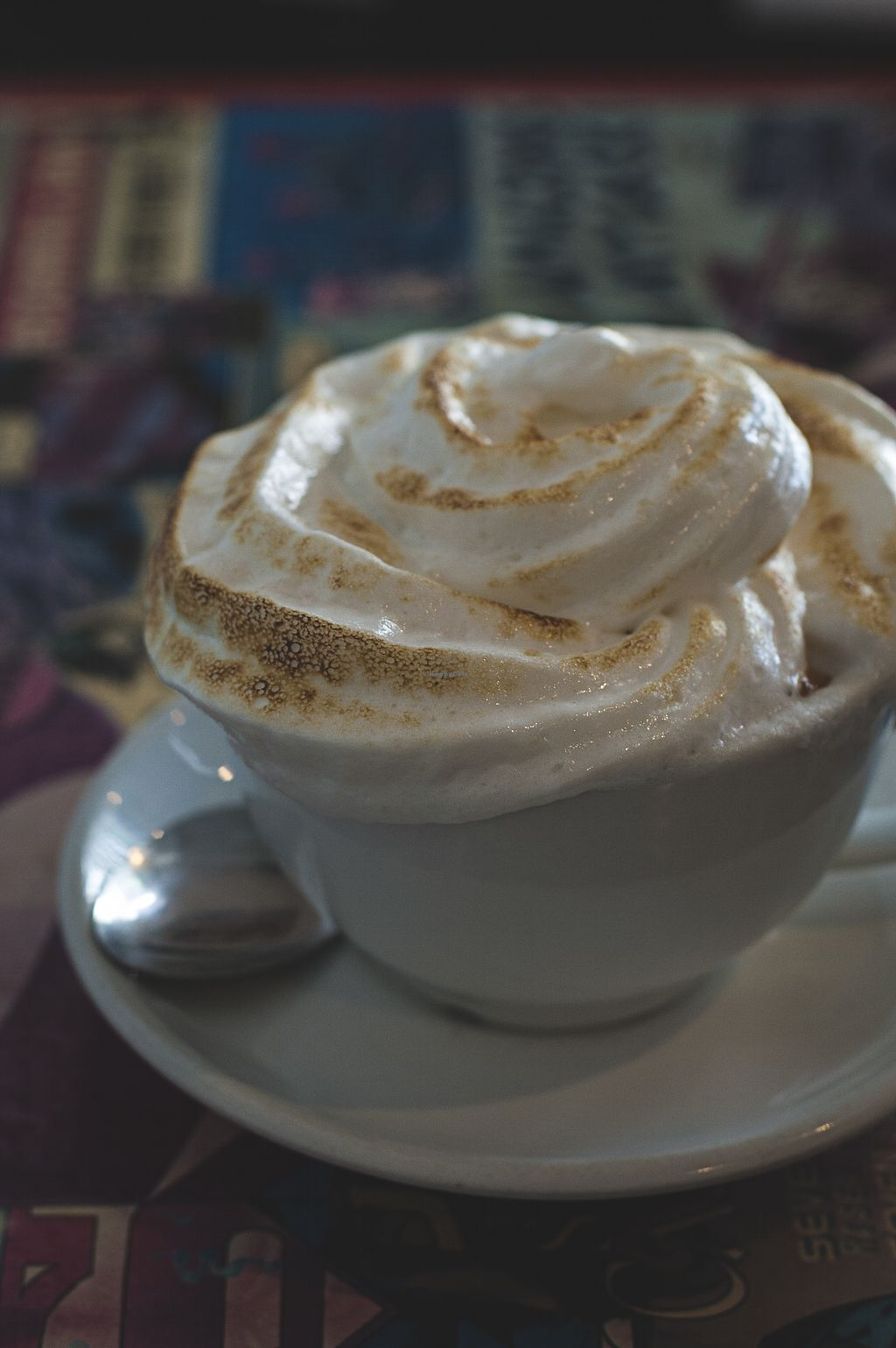 """Photo of Sweet Release Cakes and Treats  by <a href=""""/members/profile/peasandunderstanding"""">peasandunderstanding</a> <br/>Hot Chocolate with Toasted Marshmallow fluff  <br/> April 17, 2018  - <a href='/contact/abuse/image/66770/387252'>Report</a>"""