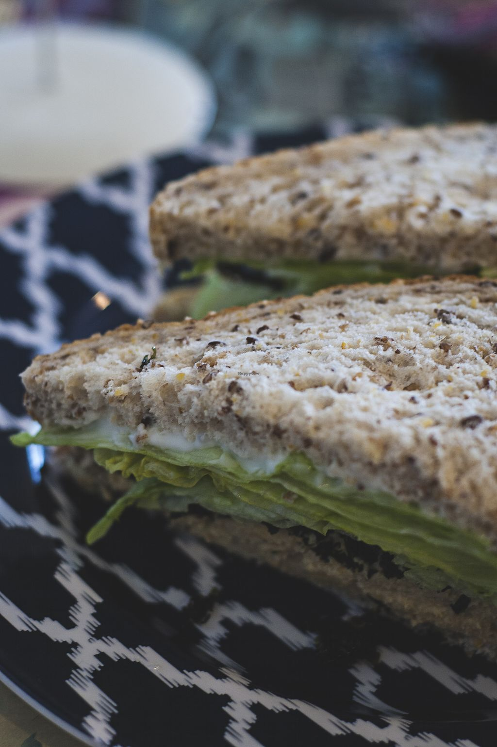 """Photo of Sweet Release Cakes and Treats  by <a href=""""/members/profile/peasandunderstanding"""">peasandunderstanding</a> <br/>The chuna sandwich with nori; perfect lunch!  <br/> April 17, 2018  - <a href='/contact/abuse/image/66770/387253'>Report</a>"""