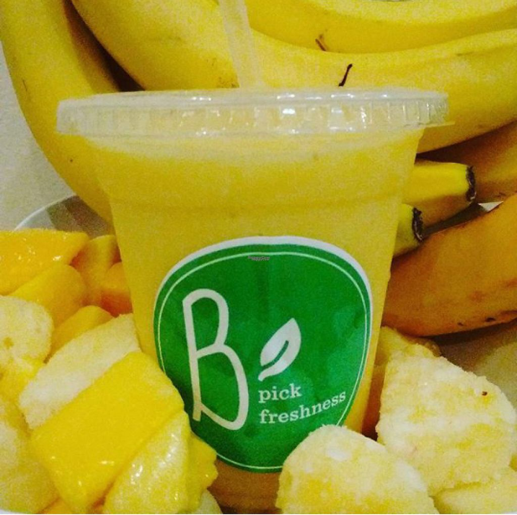 """Photo of B Natural   by <a href=""""/members/profile/community"""">community</a> <br/>Mango Pineapple Banana Smoothie <br/> February 12, 2017  - <a href='/contact/abuse/image/66783/225810'>Report</a>"""