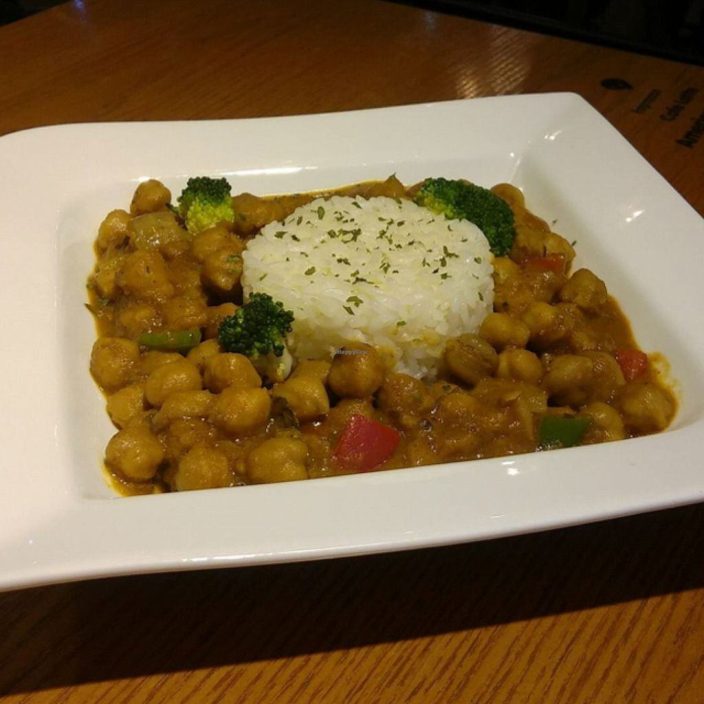"""Photo of CLOSED: Cafe Inu Eco Natural - 카페 이누  by <a href=""""/members/profile/ItalianChick"""">ItalianChick</a> <br/>vegan dish <br/> December 15, 2015  - <a href='/contact/abuse/image/66799/128527'>Report</a>"""