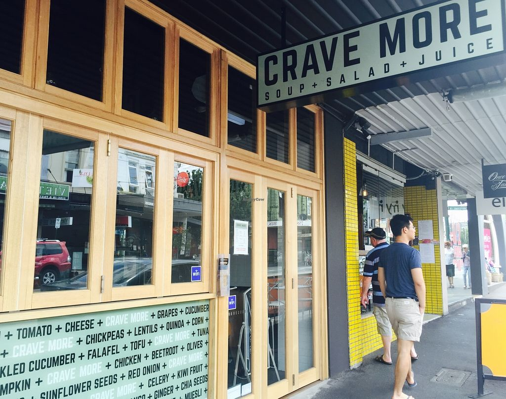"Photo of CLOSED: Crave More  by <a href=""/members/profile/karlaess"">karlaess</a> <br/>Exterior  <br/> January 17, 2016  - <a href='/contact/abuse/image/66830/132789'>Report</a>"