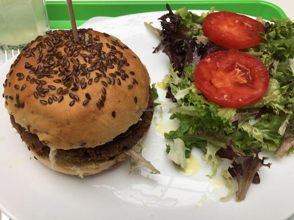 """Photo of Vegana Burgers - Atrium Saldanha  by <a href=""""/members/profile/onajourney"""">onajourney</a> <br/>Vegana Burgers Menu #4 <br/> June 4, 2017  - <a href='/contact/abuse/image/66852/265809'>Report</a>"""