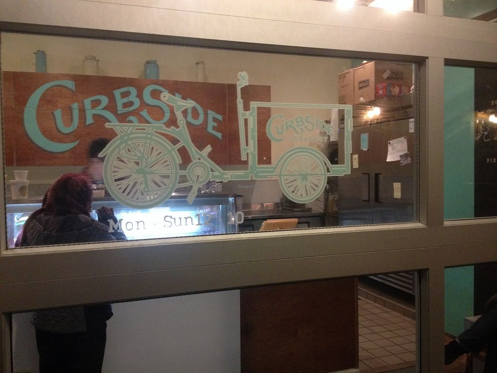 """Photo of Curbside Creamery  by <a href=""""/members/profile/vegan_ryan"""">vegan_ryan</a> <br/>Exterior <br/> December 9, 2015  - <a href='/contact/abuse/image/66872/127741'>Report</a>"""