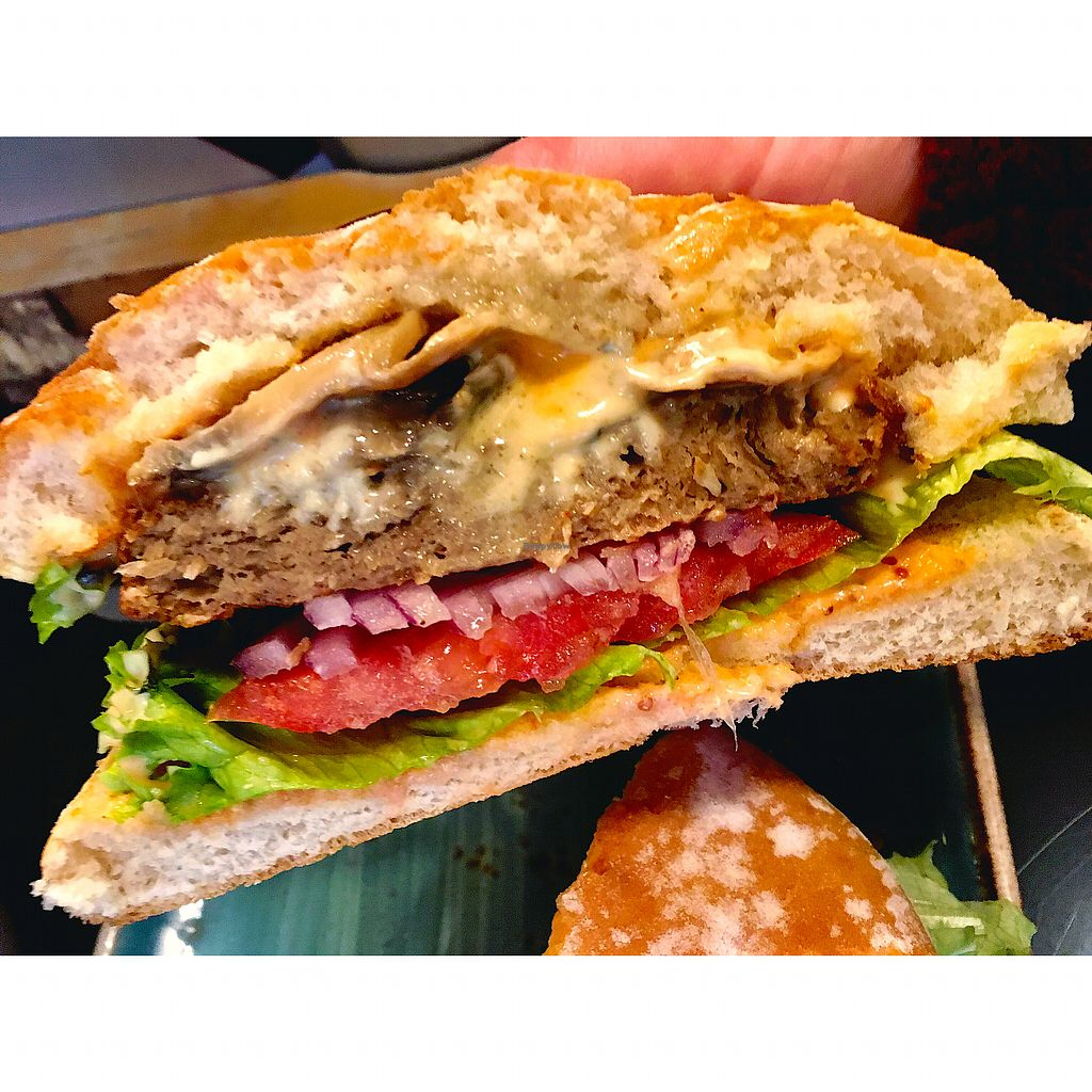 "Photo of Hans im Glück  by <a href=""/members/profile/Hannahg"">Hannahg</a> <br/>Vegan burger <br/> November 1, 2017  - <a href='/contact/abuse/image/66878/320868'>Report</a>"