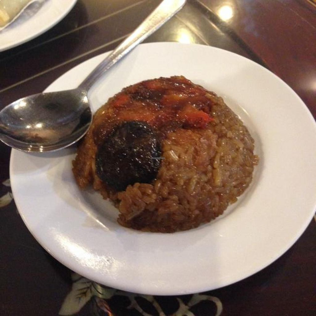 "Photo of Nature's Vegetarian Restaurant - Bangsar Baru  by <a href=""/members/profile/AndyT"">AndyT</a> <br/>Steamed glutinous rice <br/> May 3, 2014  - <a href='/contact/abuse/image/6691/69215'>Report</a>"