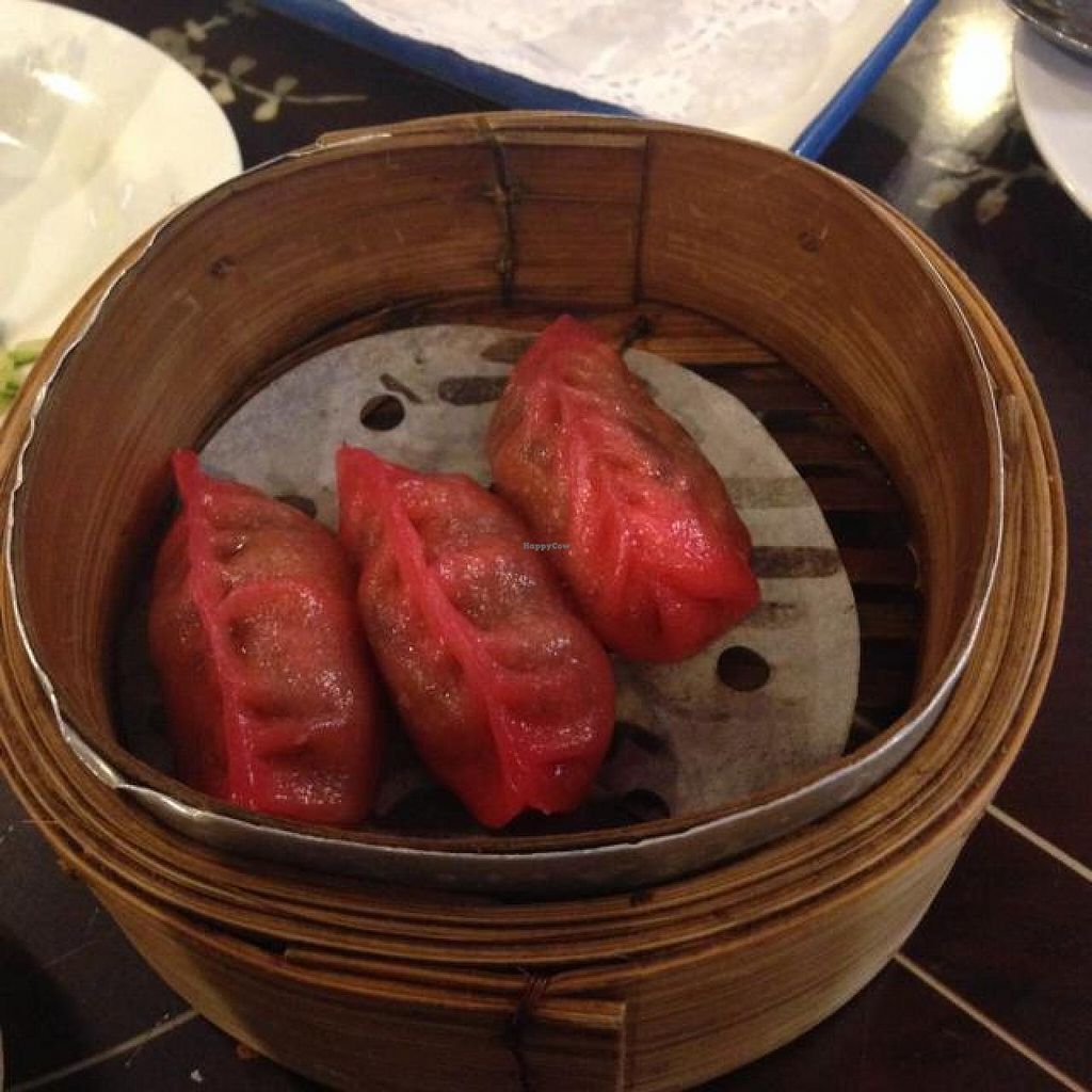 "Photo of Nature's Vegetarian Restaurant - Bangsar Baru  by <a href=""/members/profile/AndyT"">AndyT</a> <br/>Steamed cabbage dumpling <br/> May 3, 2014  - <a href='/contact/abuse/image/6691/69216'>Report</a>"