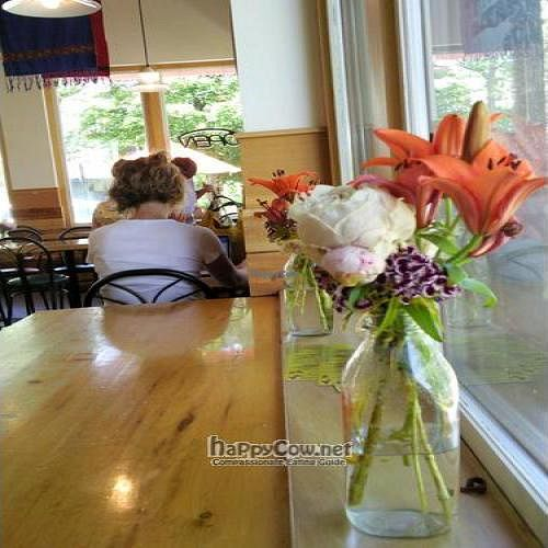 """Photo of Oryana Natural Foods Market  by <a href=""""/members/profile/happycowgirl"""">happycowgirl</a> <br/>Lakeside Cafe (inside) <br/> August 23, 2011  - <a href='/contact/abuse/image/6692/10246'>Report</a>"""