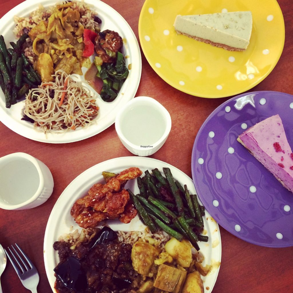 """Photo of Green Gourmet - St Leonards  by <a href=""""/members/profile/Carla.Rowe23"""">Carla.Rowe23</a> <br/>lunch time feast  <br/> October 28, 2015  - <a href='/contact/abuse/image/6694/123038'>Report</a>"""