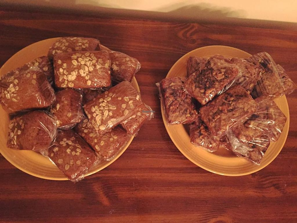 """Photo of Diamond Bread Company  by <a href=""""/members/profile/community"""">community</a> <br/>Mini gluten free and vegan pumpkin and banana loafs <br/> December 20, 2015  - <a href='/contact/abuse/image/66952/129332'>Report</a>"""