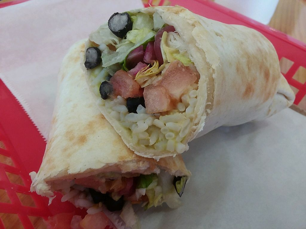 "Photo of Tropical Smoothie Cafe  by <a href=""/members/profile/mshelene"">mshelene</a> <br/>hummus veggie wrap ordered without cheese and ranch <br/> April 20, 2018  - <a href='/contact/abuse/image/66955/388714'>Report</a>"