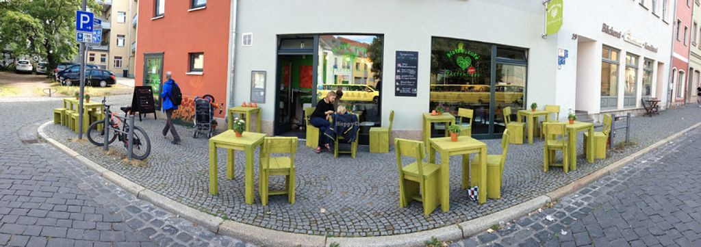 """Photo of Bistro & Cafe Gartenliebe  by <a href=""""/members/profile/Waldpicknick"""">Waldpicknick</a> <br/>Afternoon meal at Gartenliebe. Chill and Super -Lecker!  <br/> July 15, 2016  - <a href='/contact/abuse/image/66964/160083'>Report</a>"""
