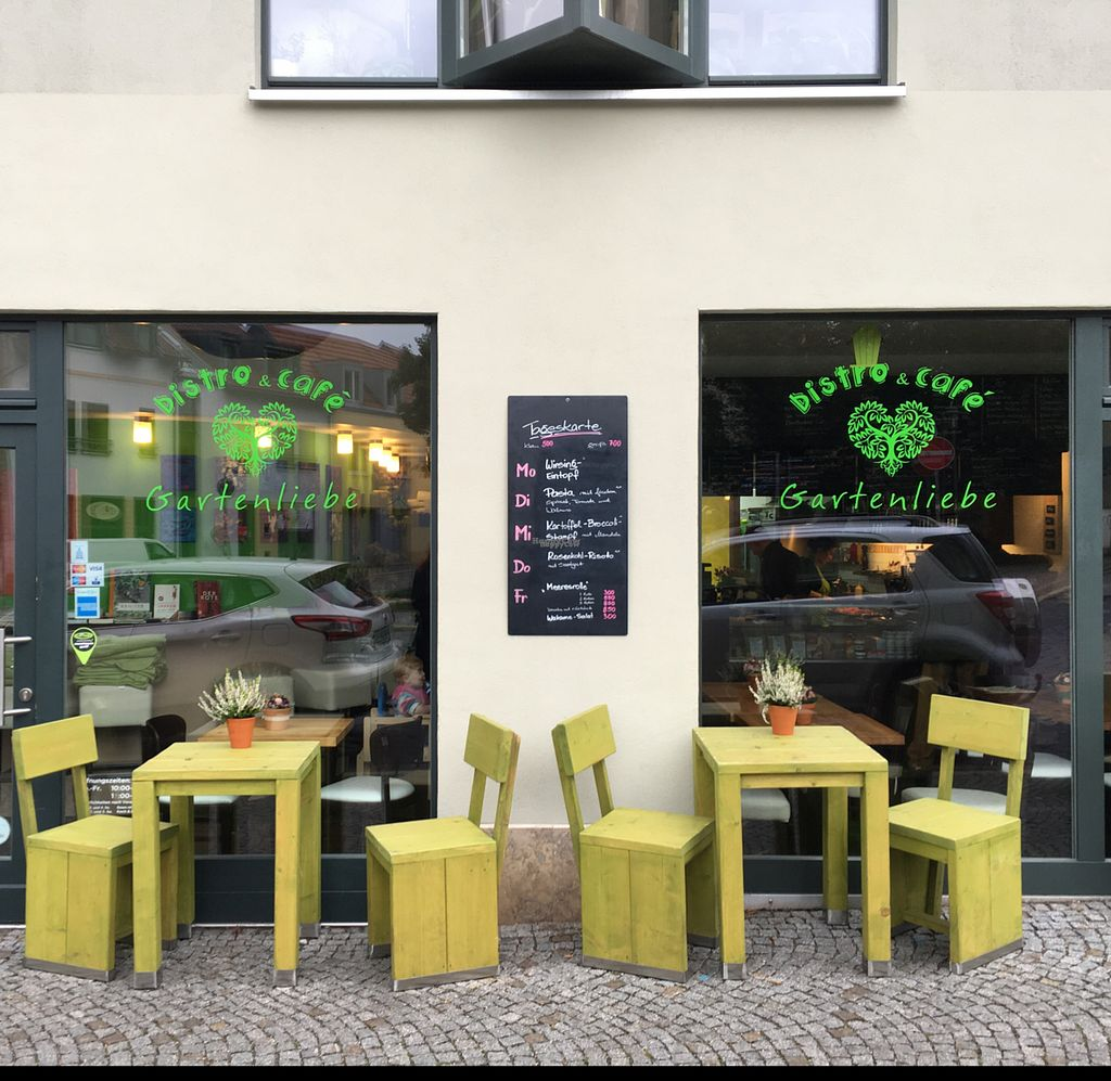 """Photo of Bistro & Cafe Gartenliebe  by <a href=""""/members/profile/marky_mark"""">marky_mark</a> <br/>outside <br/> October 13, 2016  - <a href='/contact/abuse/image/66964/181835'>Report</a>"""