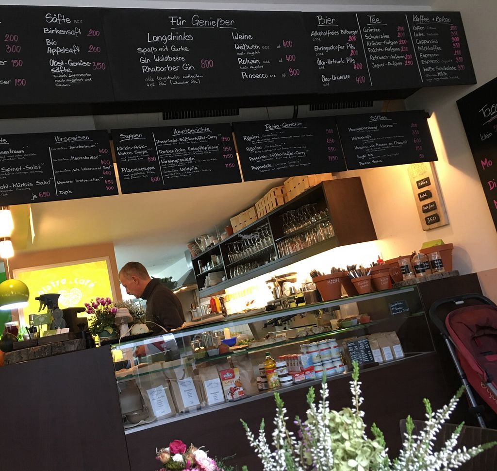 """Photo of Bistro & Cafe Gartenliebe  by <a href=""""/members/profile/marky_mark"""">marky_mark</a> <br/>inside <br/> October 13, 2016  - <a href='/contact/abuse/image/66964/181836'>Report</a>"""