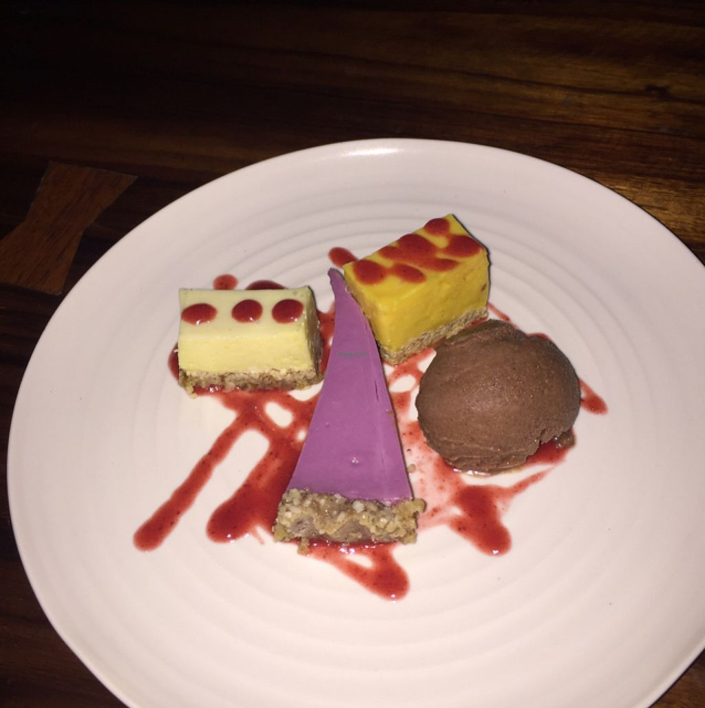 """Photo of Moksa Ubud  by <a href=""""/members/profile/RobBohmer"""">RobBohmer</a> <br/>vegan desert  <br/> July 10, 2016  - <a href='/contact/abuse/image/66999/158919'>Report</a>"""