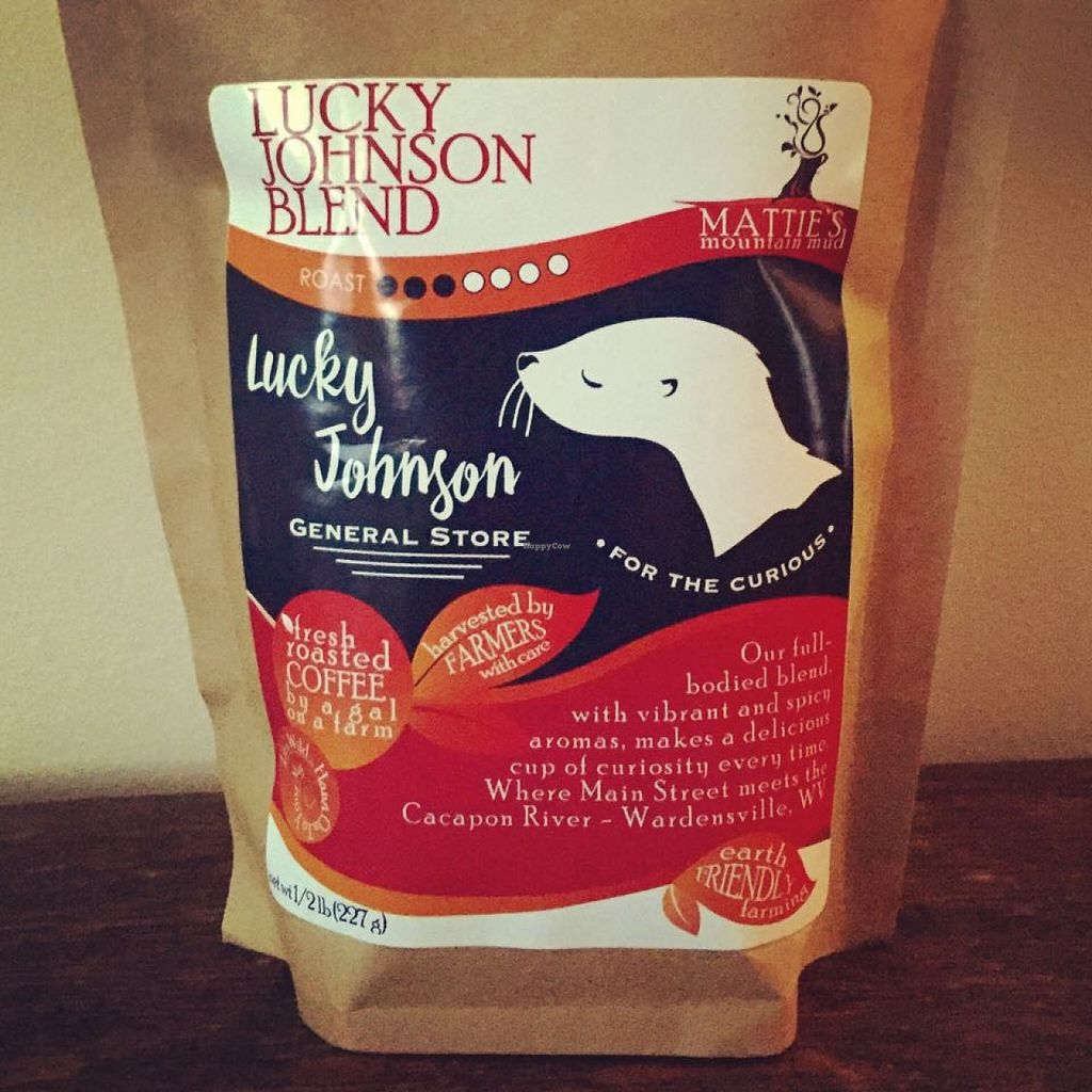 "Photo of Lucky Johnson General Store  by <a href=""/members/profile/avjohnson"">avjohnson</a> <br/>Organic, fair-trade coffee <br/> December 13, 2015  - <a href='/contact/abuse/image/67027/128311'>Report</a>"