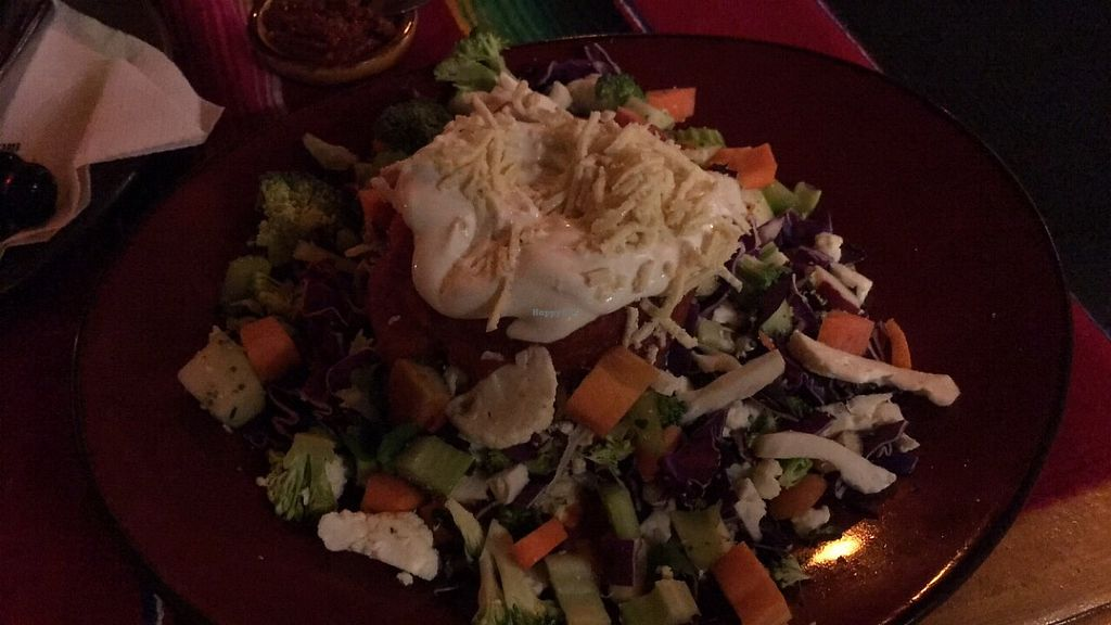 """Photo of Montezuma's  by <a href=""""/members/profile/LaraLily"""">LaraLily</a> <br/>Montezema's Delight (vegan cheese & sour cream!) <br/> September 1, 2017  - <a href='/contact/abuse/image/67052/299667'>Report</a>"""