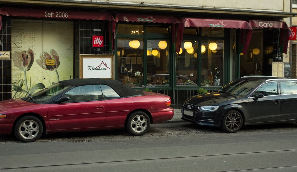 "Photo of Kleinhaus  by <a href=""/members/profile/DusselDaene"">DusselDaene</a> <br/>Café Klenhaus <br/> December 14, 2015  - <a href='/contact/abuse/image/67063/128437'>Report</a>"