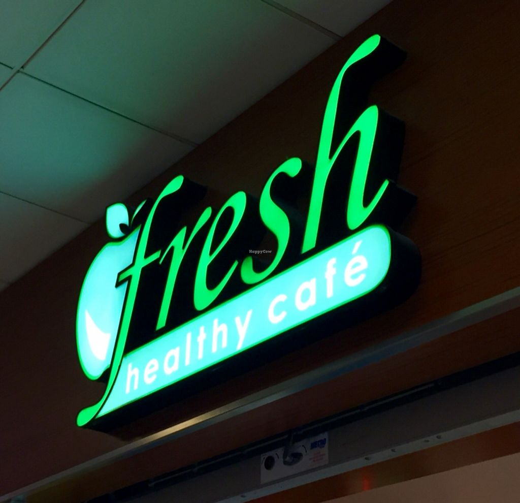 """Photo of Fresh Healthy Cafe - Airport  by <a href=""""/members/profile/clovely.vegan"""">clovely.vegan</a> <br/>  <br/> December 14, 2015  - <a href='/contact/abuse/image/67066/128494'>Report</a>"""