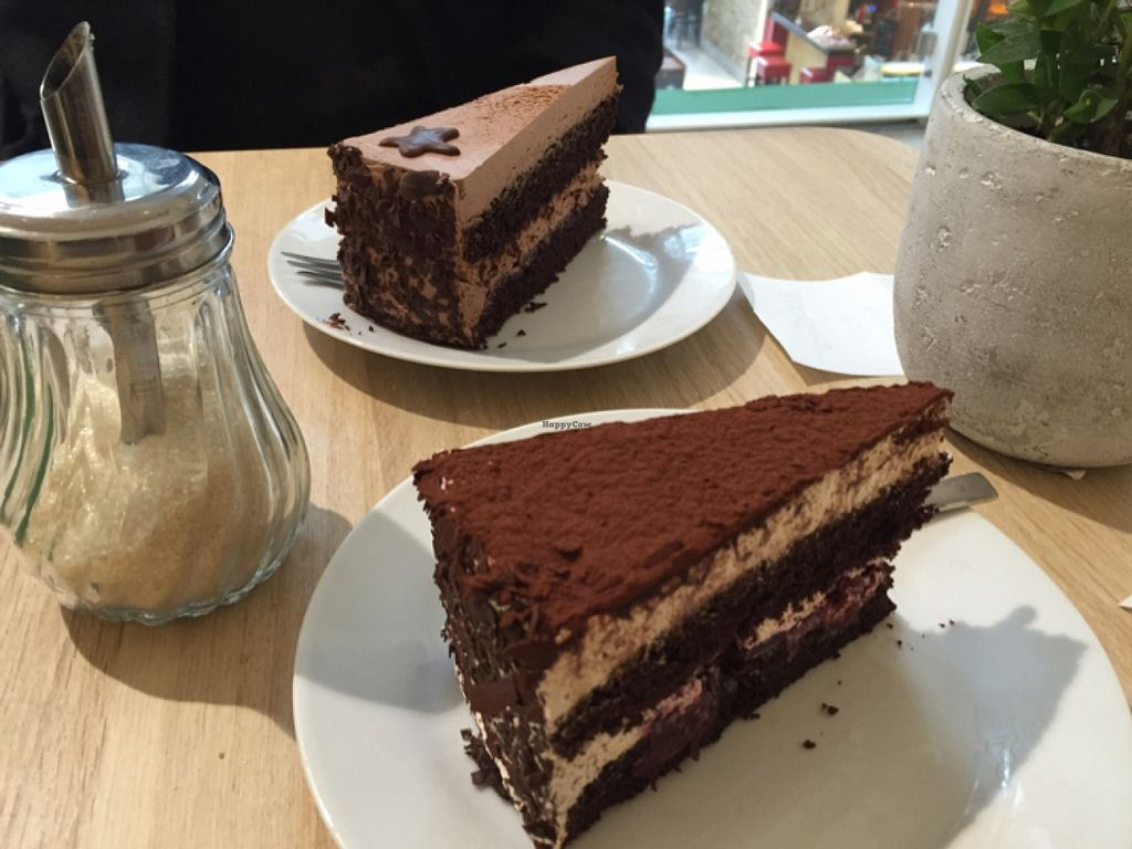 """Photo of Goodies Berlin - Kreuzberg   by <a href=""""/members/profile/Kittybiscuit"""">Kittybiscuit</a> <br/>cakes! <br/> December 21, 2015  - <a href='/contact/abuse/image/67070/129395'>Report</a>"""