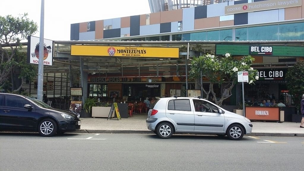 """Photo of Montezuma's - Redcliffe  by <a href=""""/members/profile/Mike%20Munsie"""">Mike Munsie</a> <br/>street front <br/> December 1, 2016  - <a href='/contact/abuse/image/67079/196124'>Report</a>"""