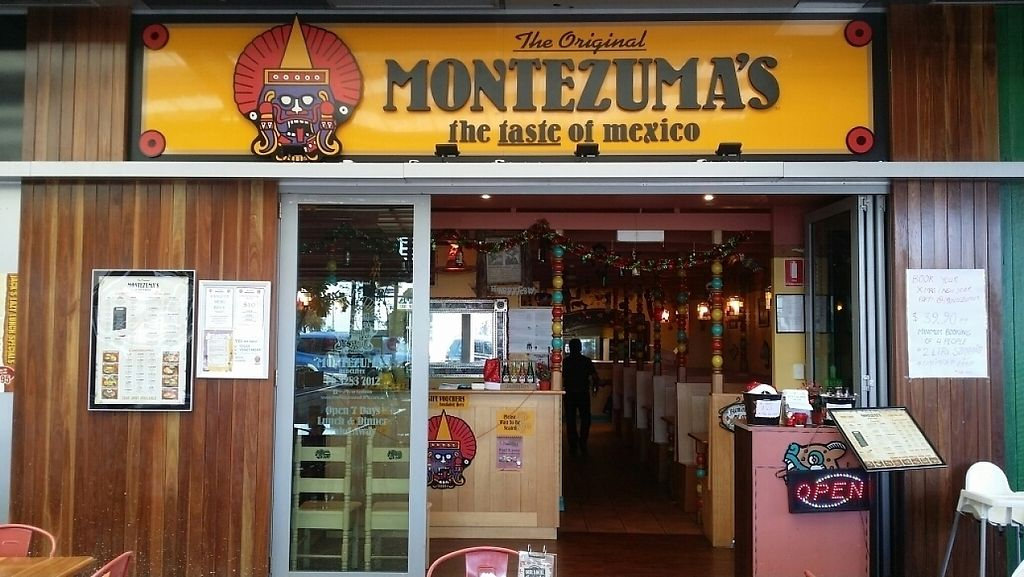 """Photo of Montezuma's - Redcliffe  by <a href=""""/members/profile/Mike%20Munsie"""">Mike Munsie</a> <br/>entrance <br/> December 1, 2016  - <a href='/contact/abuse/image/67079/196125'>Report</a>"""