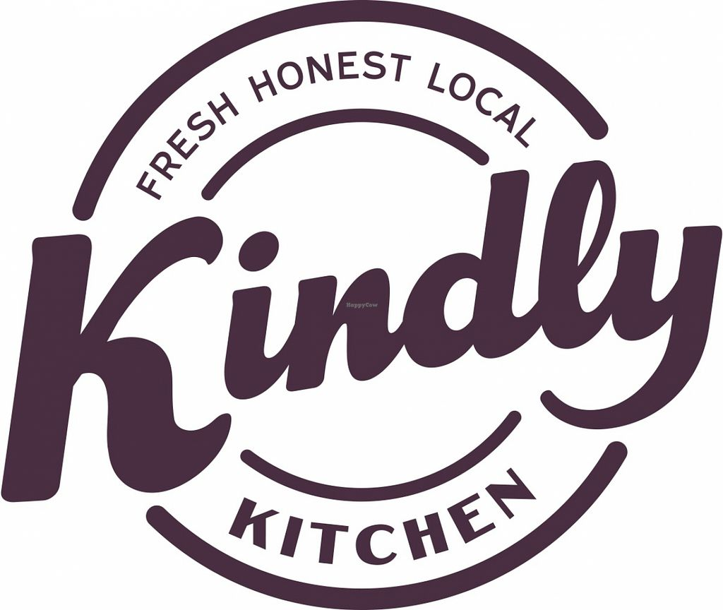 "Photo of Kindly Kitchen  by <a href=""/members/profile/VeganJ"">VeganJ</a> <br/>Kindly  Kitchen Logo <br/> December 15, 2015  - <a href='/contact/abuse/image/67098/128590'>Report</a>"