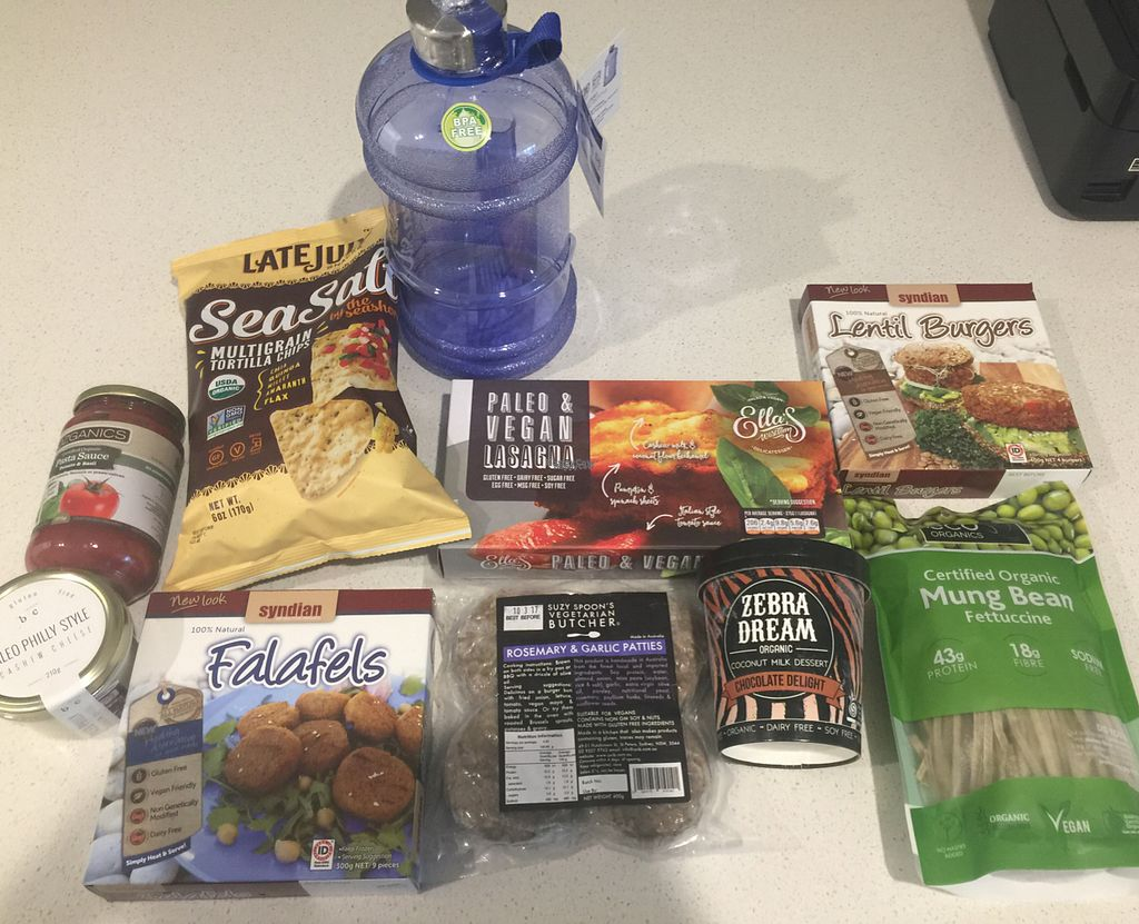 """Photo of Mrs. Watson's Organics  by <a href=""""/members/profile/KatieAnnLever"""">KatieAnnLever</a> <br/>groceries  <br/> September 27, 2016  - <a href='/contact/abuse/image/67110/178211'>Report</a>"""