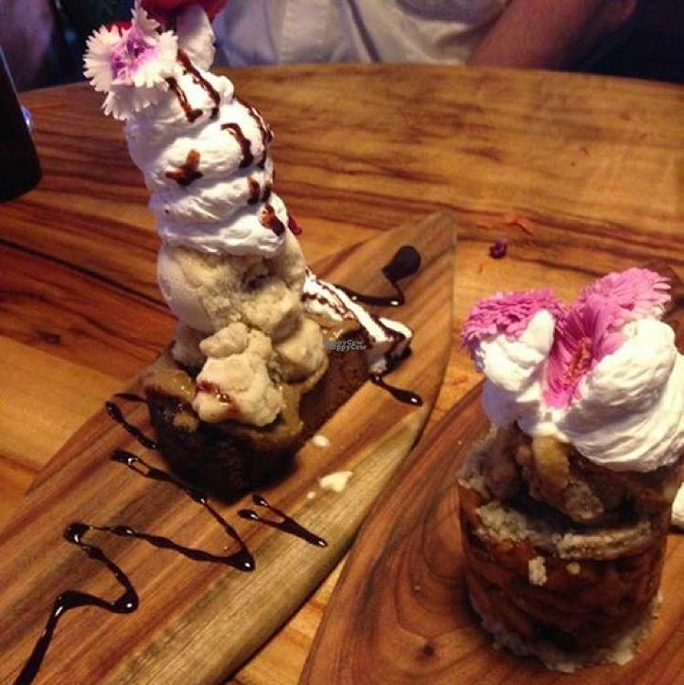 "Photo of Elixiba - Maroochydore  by <a href=""/members/profile/RogerDodger"">RogerDodger</a> <br/>Great meal finished with fantastic desert!? <br/> September 18, 2016  - <a href='/contact/abuse/image/67114/176469'>Report</a>"