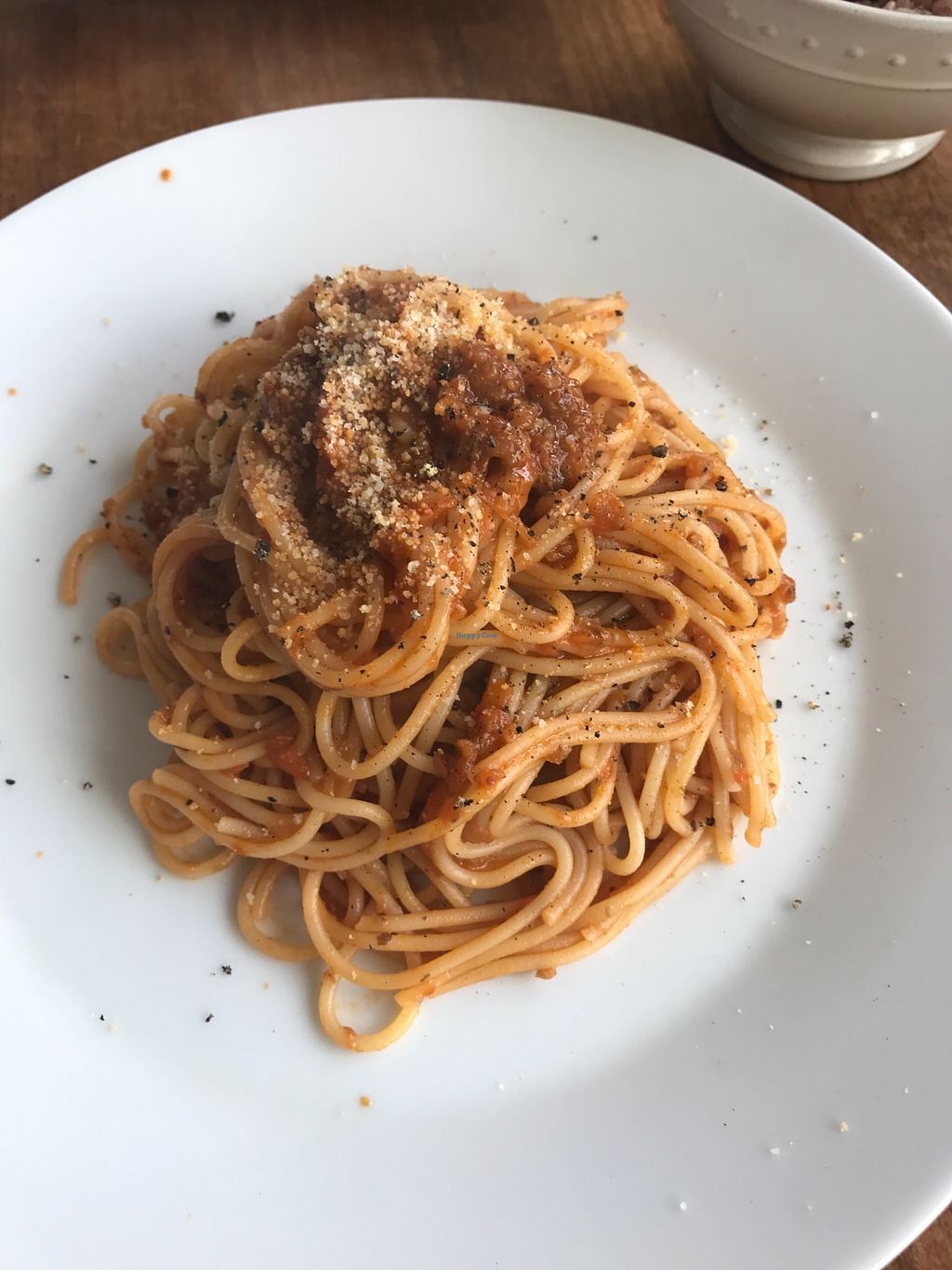 "Photo of Slow Food and Wine KiboKo  by <a href=""/members/profile/FlyNg"">FlyNg</a> <br/>Today special pasta <br/> March 24, 2018  - <a href='/contact/abuse/image/67128/375321'>Report</a>"