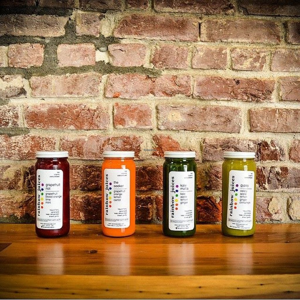 """Photo of Rainbow Juices  by <a href=""""/members/profile/community"""">community</a> <br/>fresh juices  <br/> December 25, 2015  - <a href='/contact/abuse/image/67153/129819'>Report</a>"""