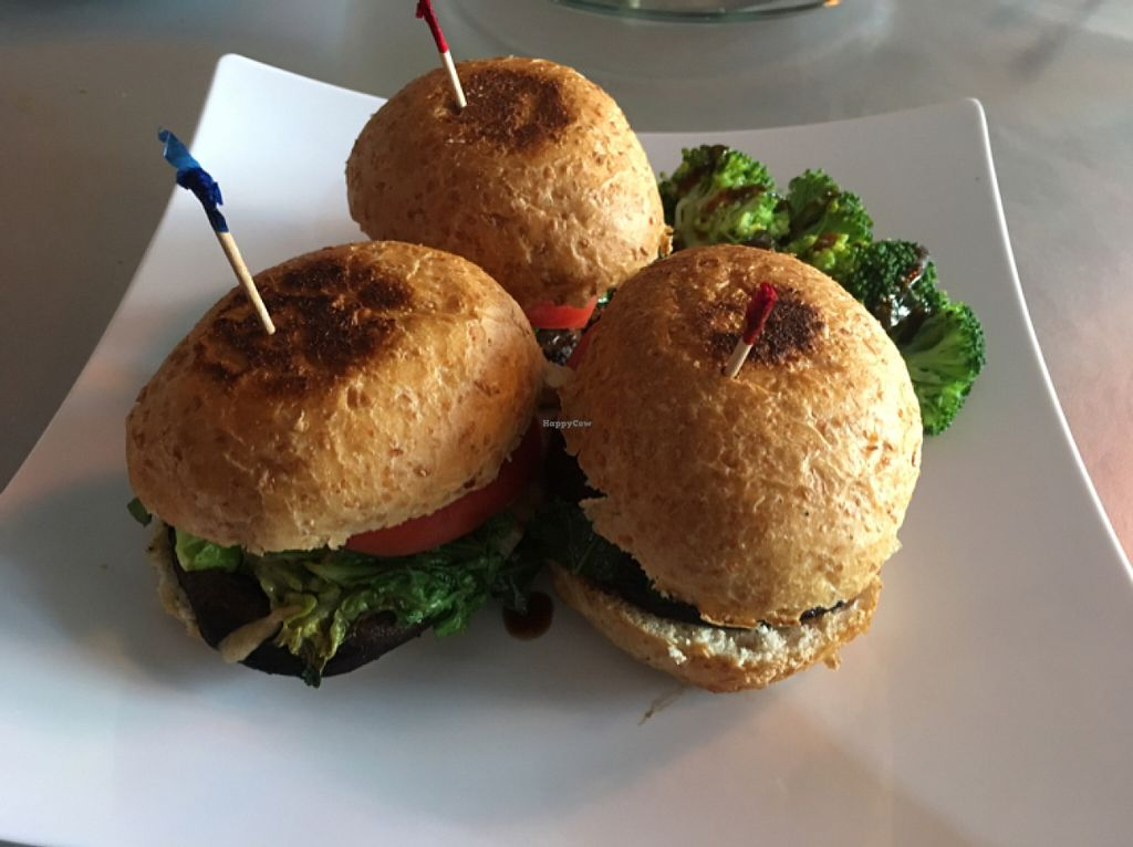 """Photo of Nokturne  by <a href=""""/members/profile/Uncle%20Gonzo"""">Uncle Gonzo</a> <br/>Veggie sliders - vegan <br/> July 10, 2016  - <a href='/contact/abuse/image/67157/159003'>Report</a>"""