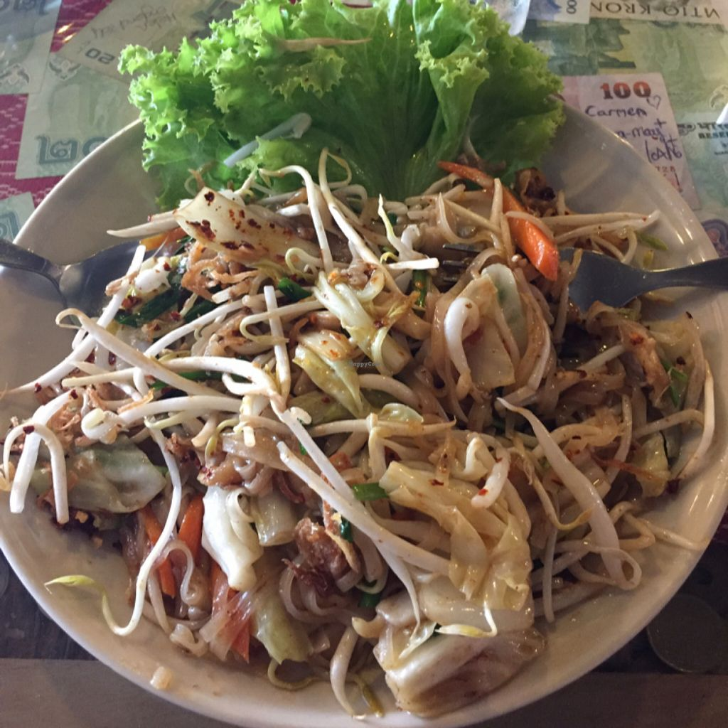 "Photo of Barrab  by <a href=""/members/profile/eatshitanddie"">eatshitanddie</a> <br/>vegan Pad thai  <br/> July 11, 2016  - <a href='/contact/abuse/image/67252/159190'>Report</a>"
