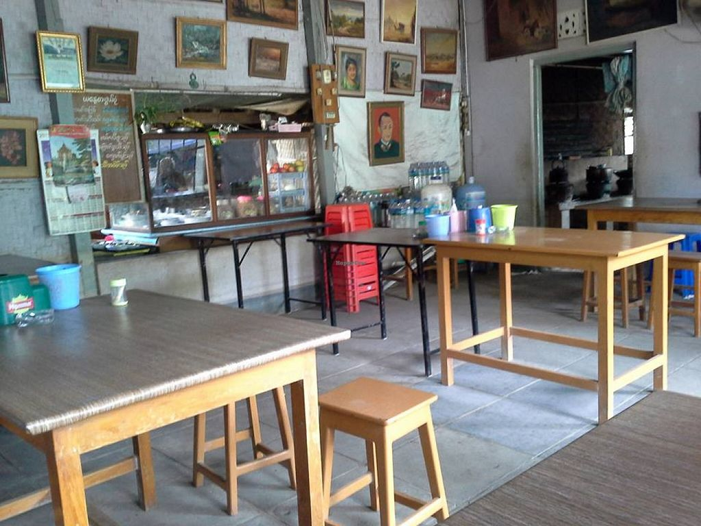"""Photo of Moe Pyae San Vegetarian Restaurant  by <a href=""""/members/profile/JimmySeah"""">JimmySeah</a> <br/>restaurant interior <br/> December 31, 2015  - <a href='/contact/abuse/image/67267/130478'>Report</a>"""