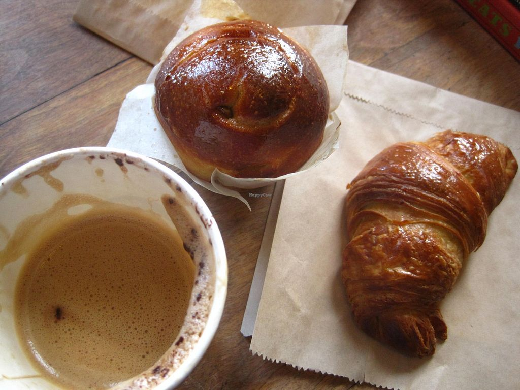 "Photo of Cafe Dei Campi  by <a href=""/members/profile/Babette"">Babette</a> <br/>Coffee, vegan pastry, cornetto. Everything was delicious.   <br/> February 7, 2016  - <a href='/contact/abuse/image/67269/135385'>Report</a>"