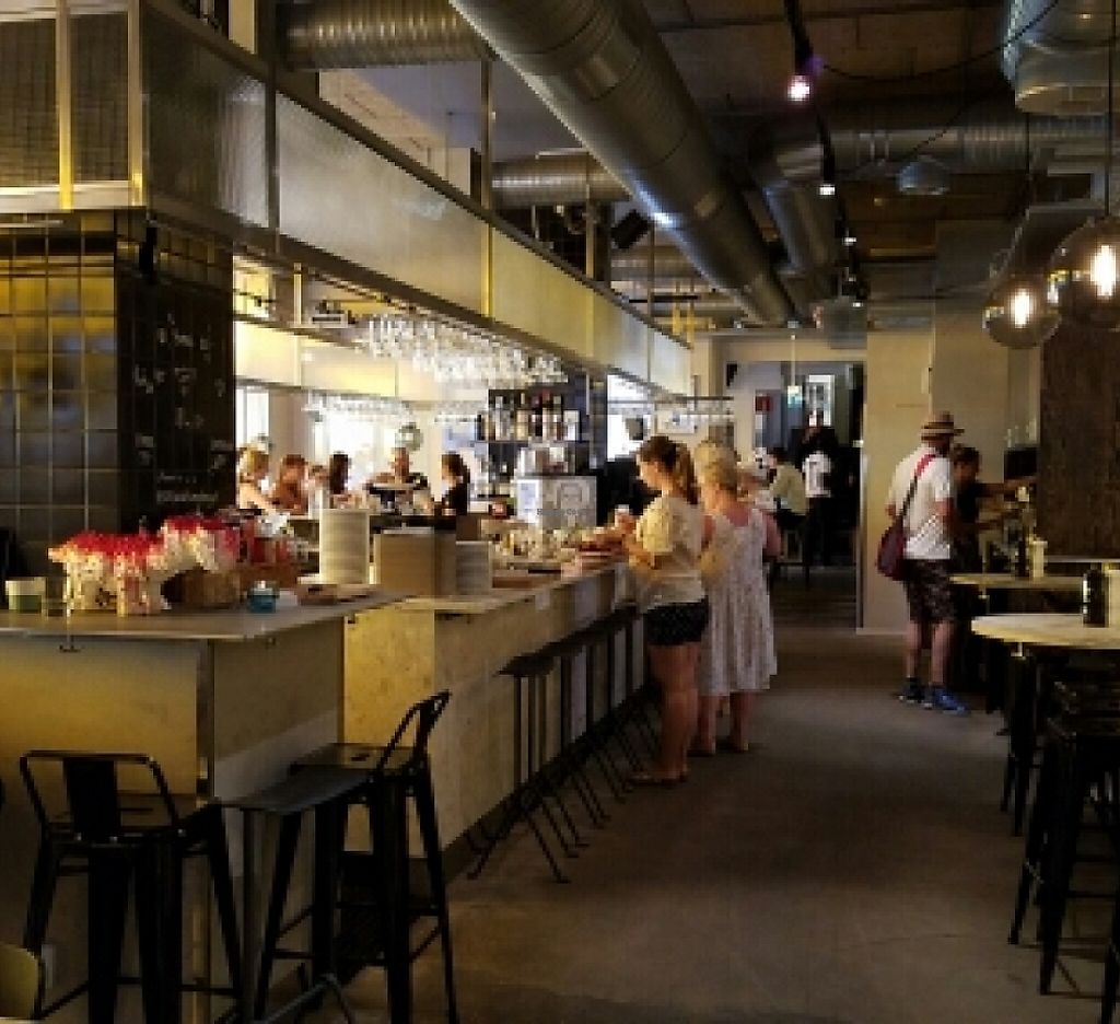 """Photo of Urban Deli  by <a href=""""/members/profile/kenvegan"""">kenvegan</a> <br/>the cafe <br/> June 3, 2016  - <a href='/contact/abuse/image/67272/244881'>Report</a>"""