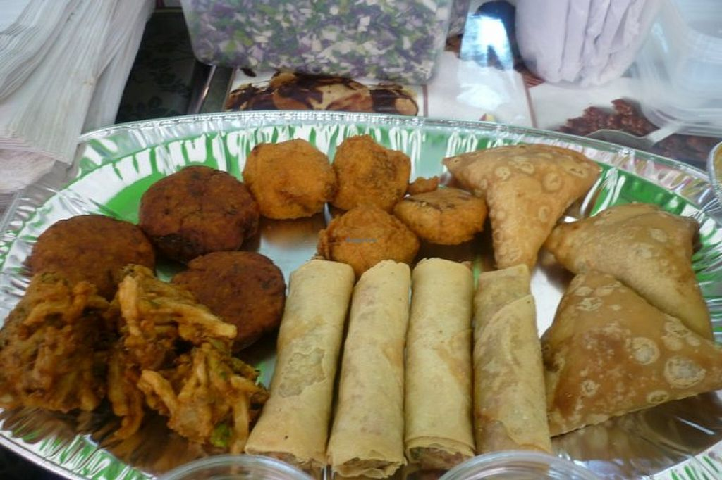 """Photo of Panjabi Hut  by <a href=""""/members/profile/community"""">community</a> <br/>assorted savory dishes <br/> May 16, 2016  - <a href='/contact/abuse/image/67286/149343'>Report</a>"""