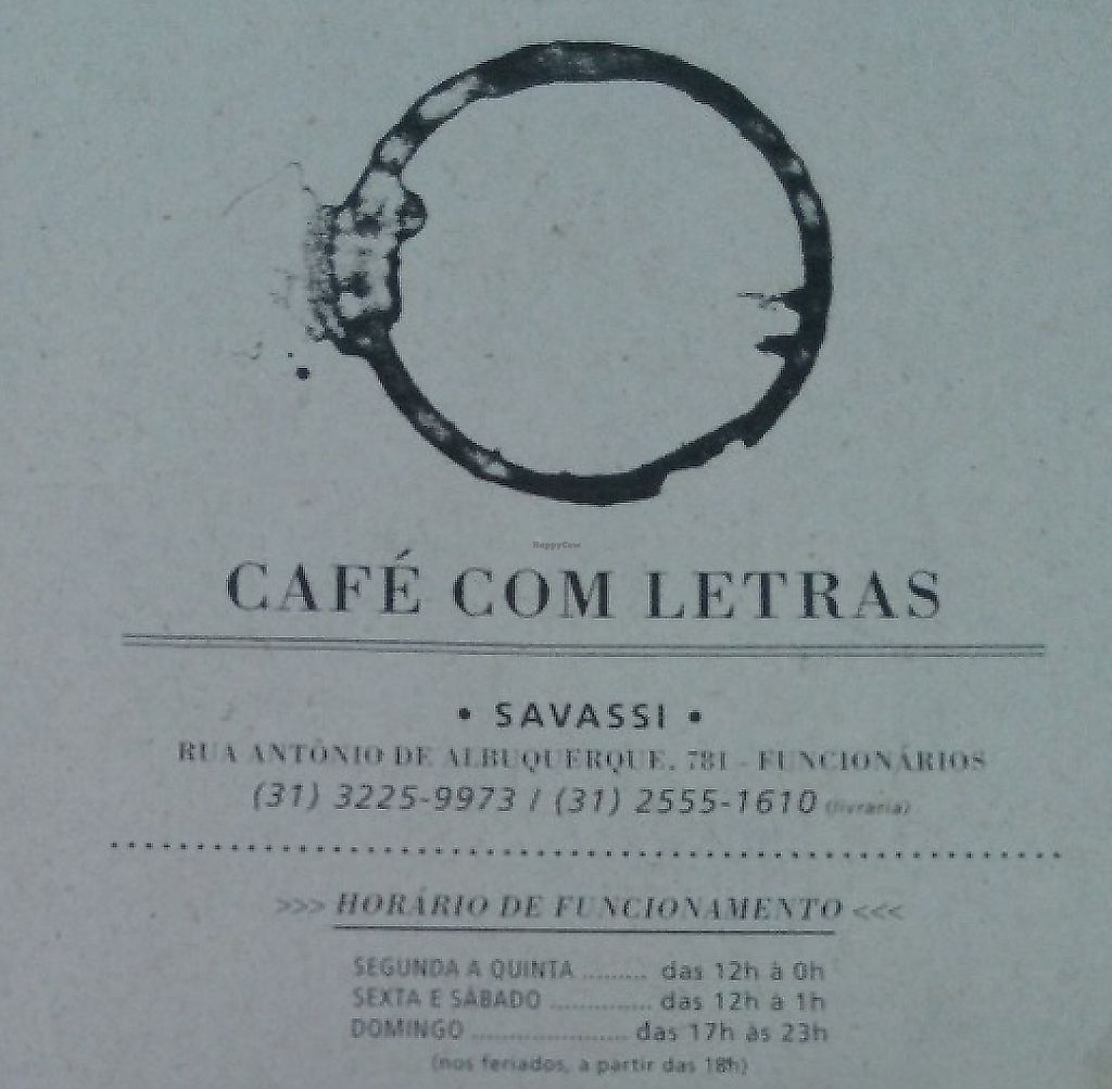 "Photo of Cafe com Letras  by <a href=""/members/profile/bfeitosa"">bfeitosa</a> <br/>Menu <br/> February 24, 2017  - <a href='/contact/abuse/image/67298/289884'>Report</a>"