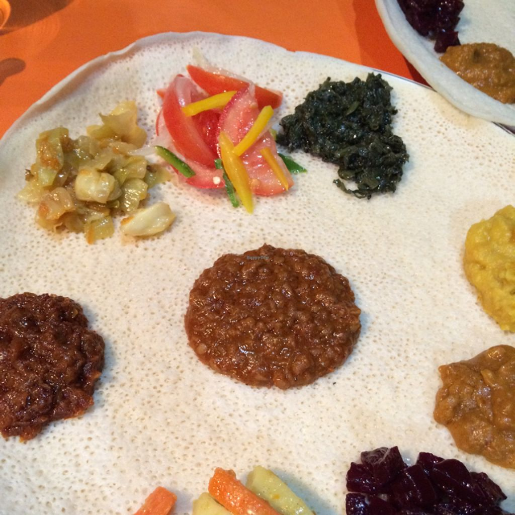 """Photo of Club Zion Ethiopian Food & Coffee - 클럽 자이언  by <a href=""""/members/profile/ItalianChick"""">ItalianChick</a> <br/>ethiopian <br/> January 12, 2016  - <a href='/contact/abuse/image/67320/132164'>Report</a>"""