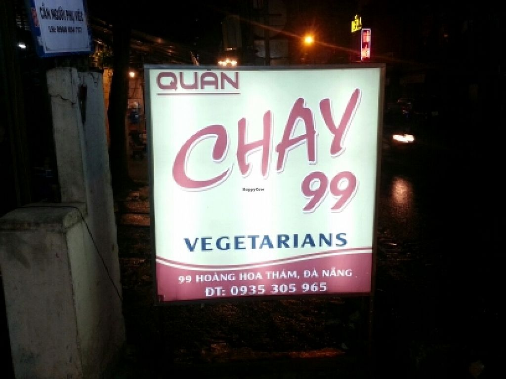 "Photo of Quan Chay 99  by <a href=""/members/profile/Eric_"">Eric_</a> <br/>Sign on the street <br/> December 19, 2015  - <a href='/contact/abuse/image/67330/129167'>Report</a>"