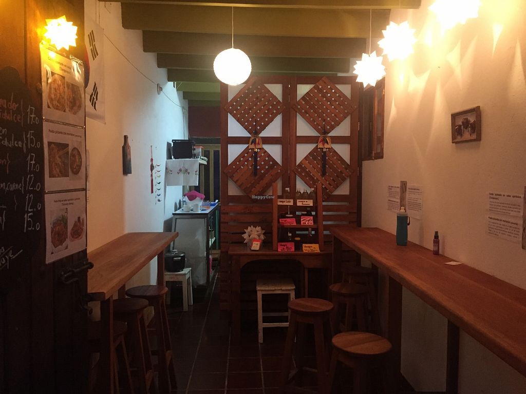 """Photo of Comida Coreana  by <a href=""""/members/profile/GabBatailleur"""">GabBatailleur</a> <br/>The inside: small, but cozy! <br/> December 21, 2015  - <a href='/contact/abuse/image/67347/129391'>Report</a>"""