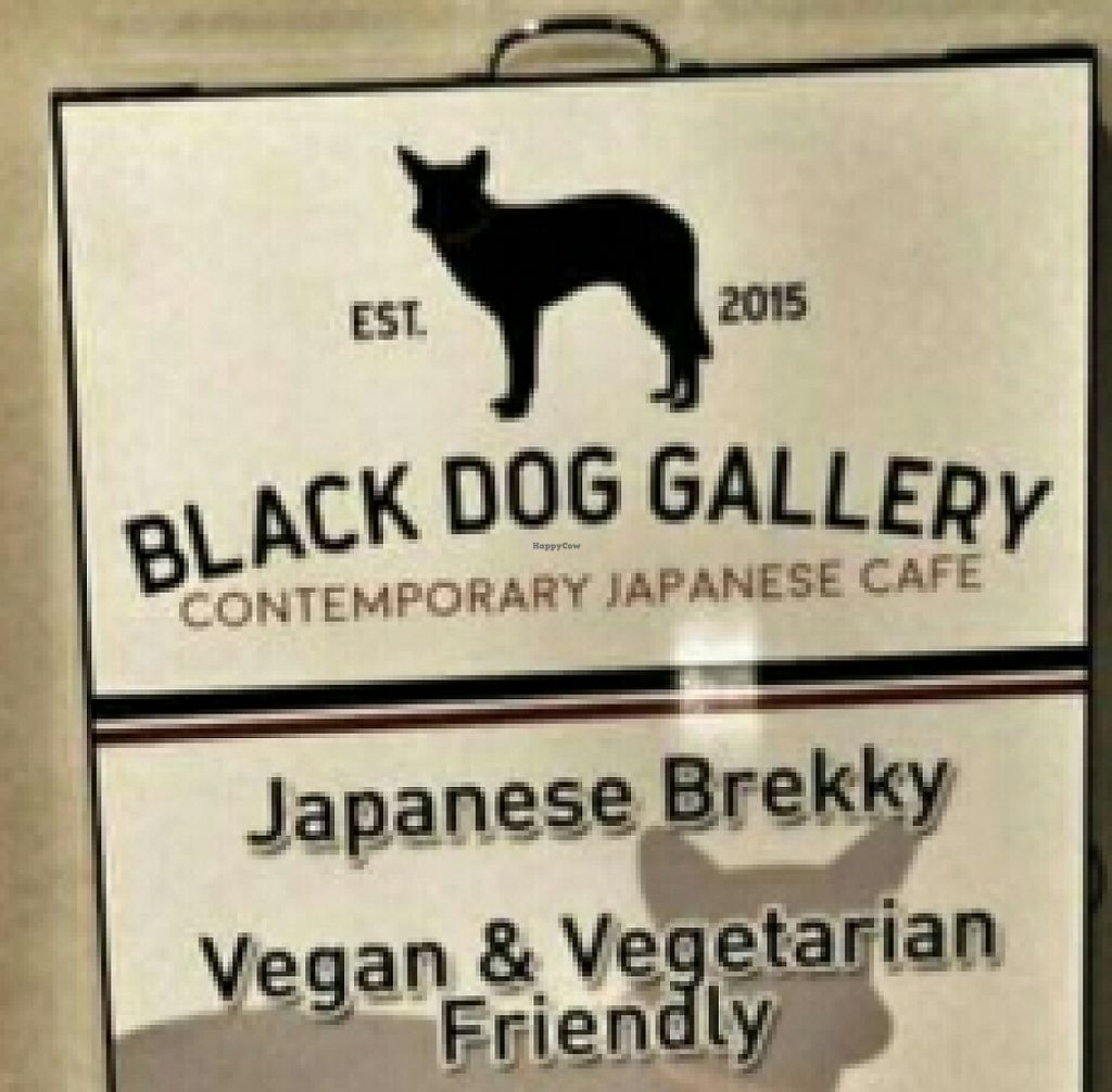 "Photo of Black Dog Gallery  by <a href=""/members/profile/HappyVeganTummy"">HappyVeganTummy</a> <br/>Sign <br/> December 28, 2015  - <a href='/contact/abuse/image/67366/255427'>Report</a>"